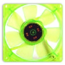 Thermaltake UV Fan 80mm Green