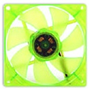 Thermaltake UV Fan 92mm Green