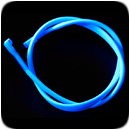 Vizo Starlet UV SATA Cable - Blue